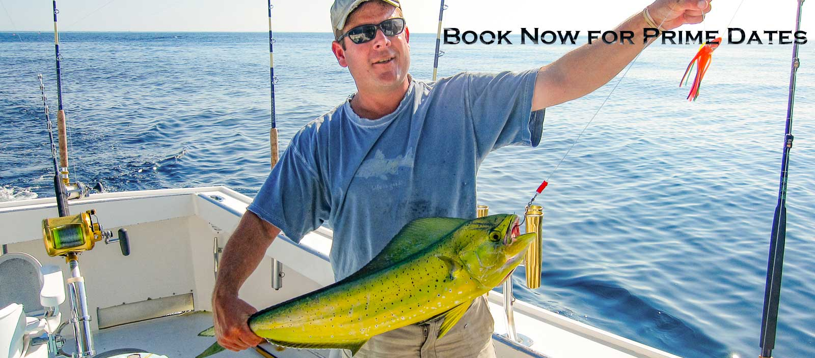 CT Fishing Charters book now for prime dates