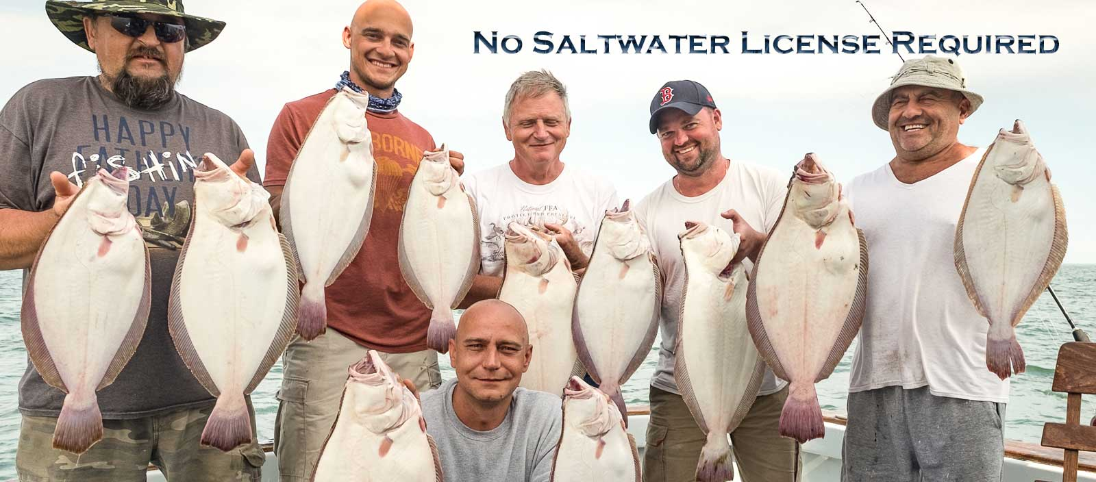 CT Fishing Charters stripers
