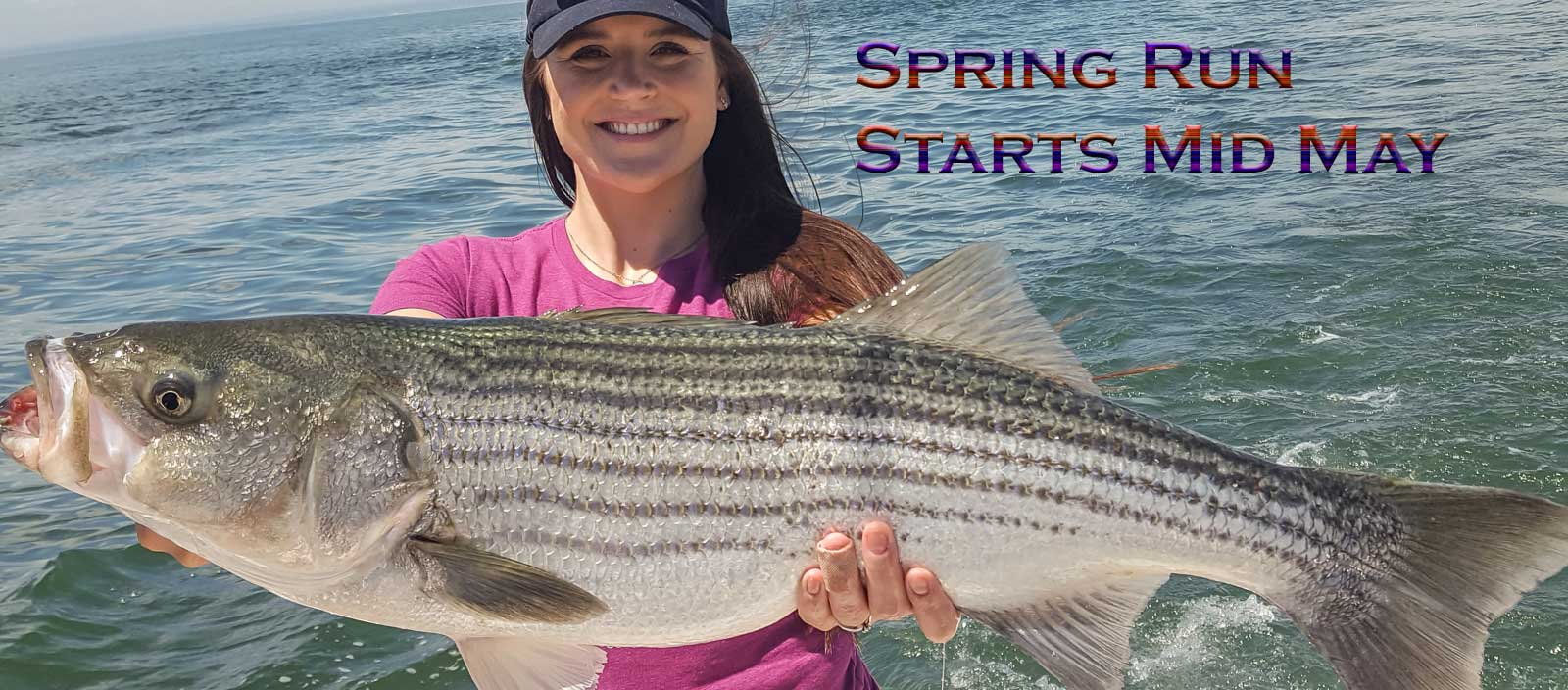 CT Fishing Charters Spring Run